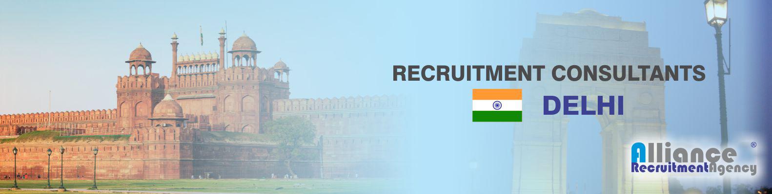 Manpower Consultancy in Delhi - Recruitment Consultants Delhi