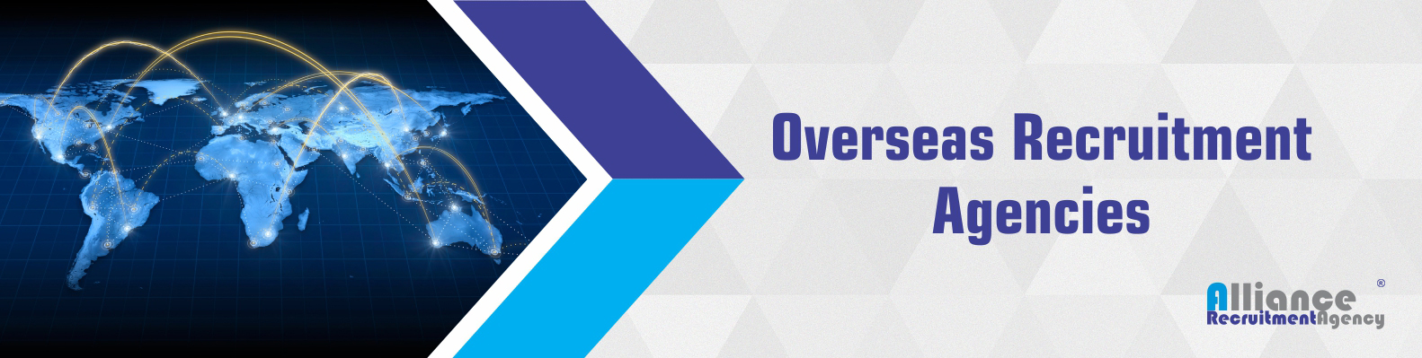Overseas Recruitment Agencies in India - Overseas