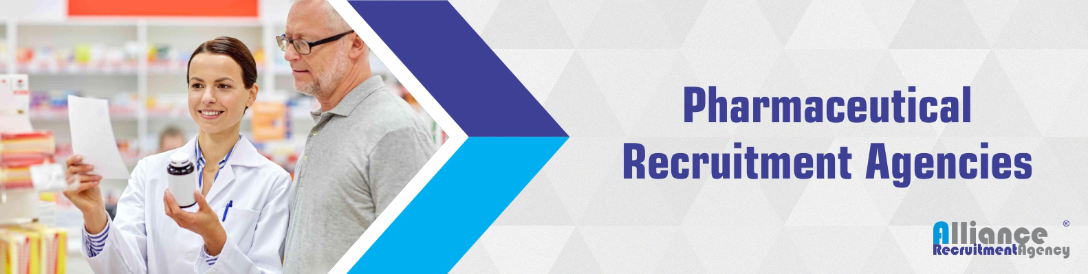 Pharmaceutical Recruitment Agencies - Pharma Consulting
